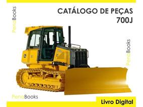 Catálogo Peças Trator Esteiras John Deere 700j