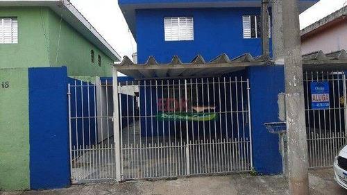 Imagem 1 de 2 de Sobrado Com 2 Dormitórios À Venda Por R$ 280.000 - Jardim Helena - Ferraz De Vasconcelos/sp - So2500