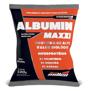 Albumina Maxxi Premium 500 G - New Millen