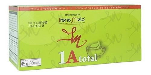 Té 1a Total- Irene Melo  Reduce Infusión