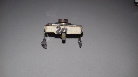 Trimer Capacitor Variável De 20 Pf