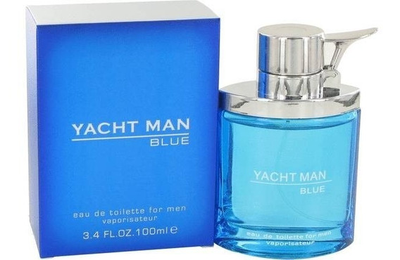 Yacht Man Blue For Men 100 Ml