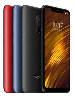 Xiaomi Pocophone F1 64gb Rom 6gb Ram Version India