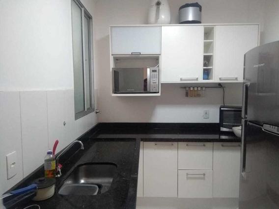 Apartamento Todo Planejado Com Quintal Coberto R$ 155.000