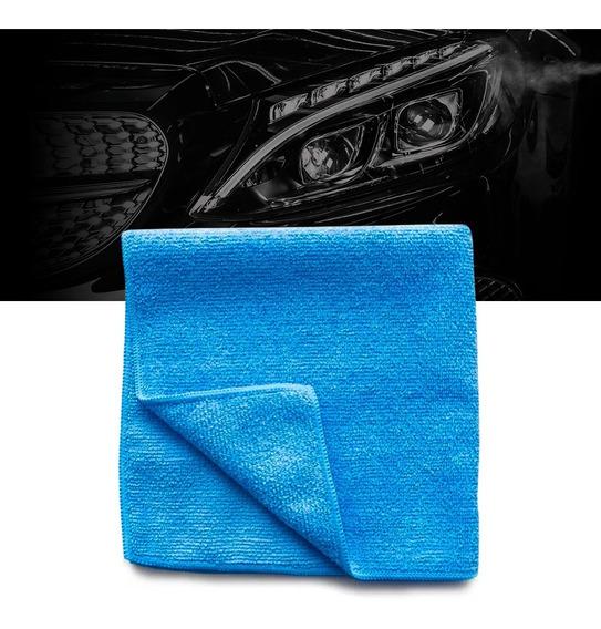 Pano Microfibra Automotiva Flanela Anti-risco Toalha