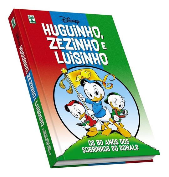 Kit Com 2 Quadrinhos Disney = Ediçao De Luxo
