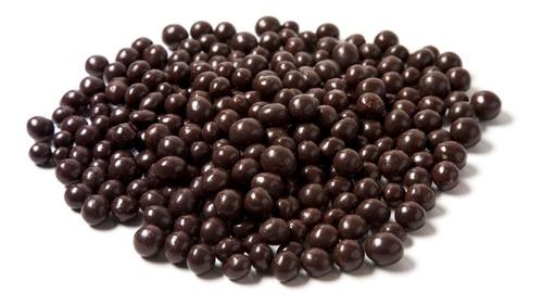 Imagen 1 de 6 de Granos De Cafe Cubierto C/choc Semiamargo Chocolart X 500 Gm