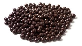 Granos De Cafe Cubierto C/choc Semiamargo Chocolart X 500 Gm