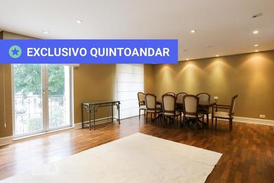 Apartamento No 1º Andar Mobiliado Com 3 Dormitórios E 3 Garagens - Id: 892934493 - 234493