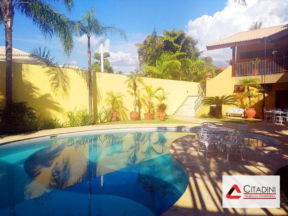 Maravilhosa Casa À Venda Com Excelente Localização - Ca1536. - Ca1536
