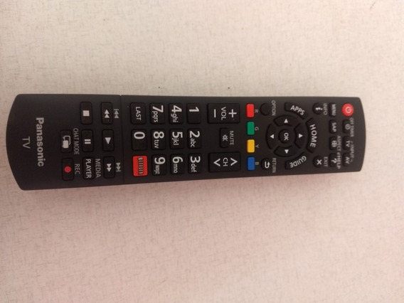 Controle Remoto Panasonic Tnq2b4903 Original