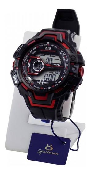 Relógio Masculino Preto Prova D