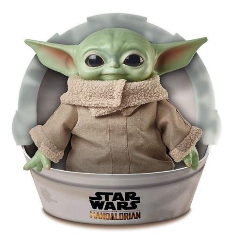 Muñeco Star Wars The Mandalorian Suave 28cm Baby Yoda