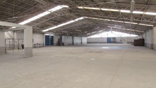 Se Vende Gran Bodega Industrial En Santa Ana Poniente En Tláhuac