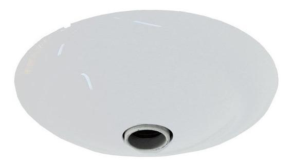 Plafon Inteligente Grande Branco Ilumi