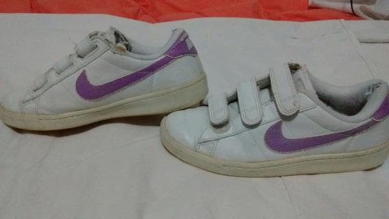 Zapatillas De Nena Nike, 36.5