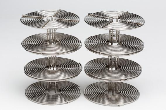 Espiral De Aço Inox P/ Revelação De Filmes 35mm