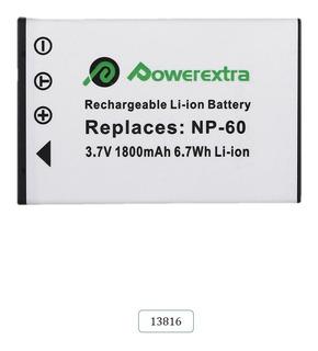 Bateria Mod. 13816 Para Praktica Dvc 5.1 Hdmi