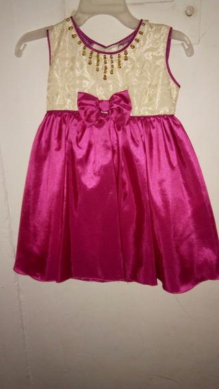 Vestido De Fiesta Para Niñas Talla 2