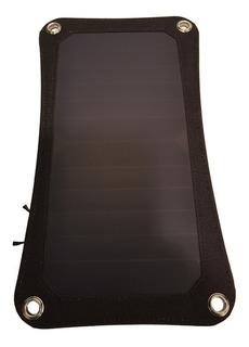 Cargador Solar Para Celulares Y Tablets Panel Usb 6.5w Etfe