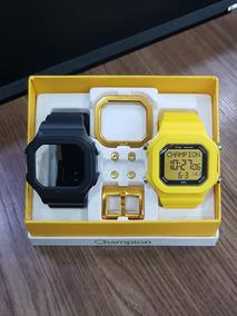 Relógio Champion Yot Original Garantia /nf