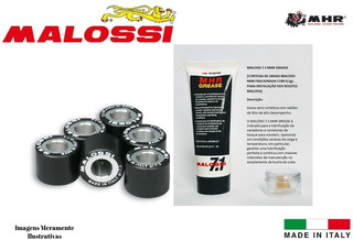 Kymco Agility 200 Kit Roletes Malossi Aumento Potência