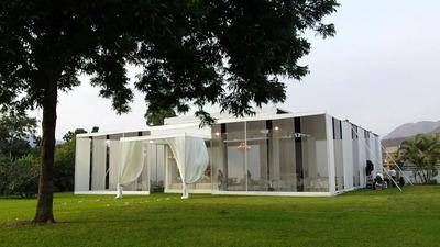 Local De Eventos Palmeras Casa Blanca En Pachacamac