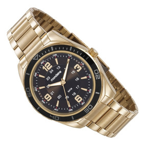 Relógio Mondaine Análogo 48mm Pulseira Aço 53598gpmvde4
