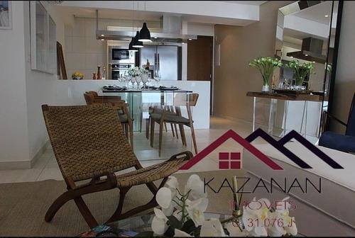 Apartamento 2 Dormitórios Na Avenida Da Praia - Praia Grande - 2895