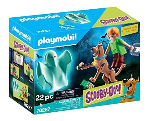 Playmobil Scooby Doo Y Shaggy Playmobil
