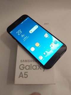 Celular Samsung A5 2017 Liberado Para Movistar Como Nuevo