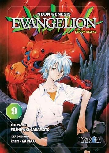 Evangelion Edicion Deluxe 09  - Yoshiyuki Sadamoto