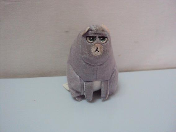 Pelucia Miniatura Gato A Vida Secreta Dos Bichos Pets 9cm