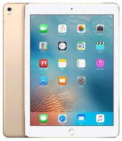 iPad Pro Wi-fi 32gb 9,7 Dourado Apple Pencil C Teclado Capas