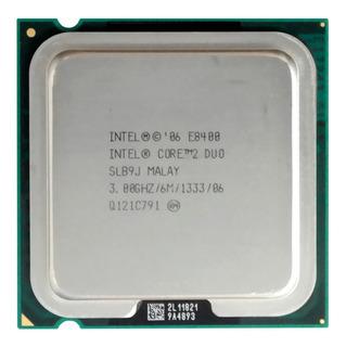 Procesador Core2duo E8400 3.0ghz 6mb Cache Lga 775