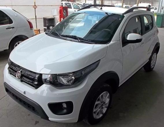 Fiat Mobi 0km 2020 Crédito Cuotas Fijas Anticipo $249.000 X-