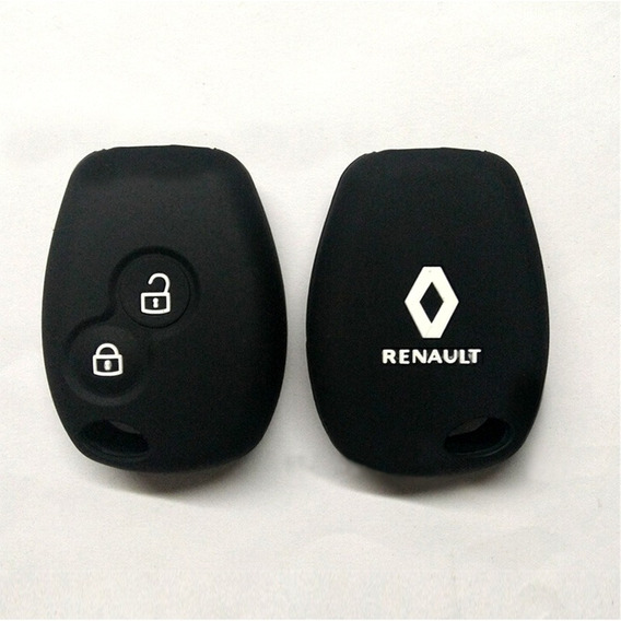 Capa Silicone Chave Renault Sandero Duster Megane