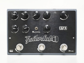 Pedal Overdrive Distortion Boost Bffx Guitarlab 1