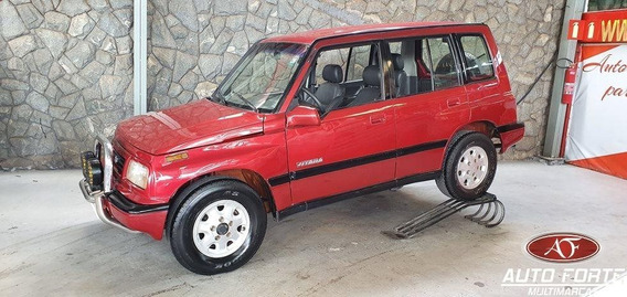 Suzuki Vitara 1.6 Jlx 4x4 16v Gasolina 4p Manual