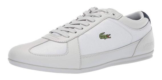 Tenis Lacoste Evara Sport Gris 7-37cma00344f1 Look Trendy