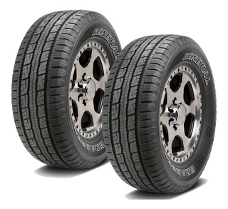 Paq De 2 Llantas 275/60r17 General Tire Grabber Hts60 110t