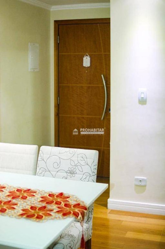 Apartamento À Venda No Vila São José - Ap3533