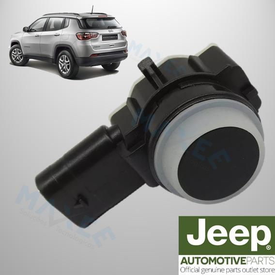 Sensor De Ré Estacionamento Jeep Compass Renegade Original