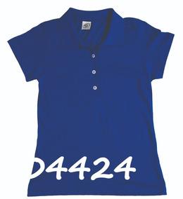 f792c660cf Kit Camisa Pólo Feminina Sem Bolso - 10893 (10 Peças)