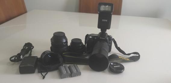 Nikon D90 E Assessórios