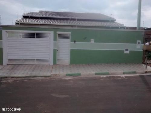 Casa Para Venda Em Artur Nogueira, Coraçao Criança, 3 Dormitórios, 1 Suíte, 2 Banheiros, 4 Vagas - 1648_1-476965