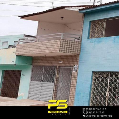 Casa Com 3 Dormitórios À Venda Por R$ 170.000 - Juá - Guarabira/pb - Ca0595