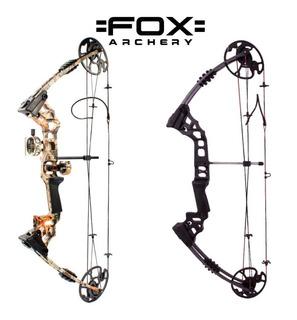 Arco Compuesto Fox Zeus 20-70 Lb Caza Arqueria