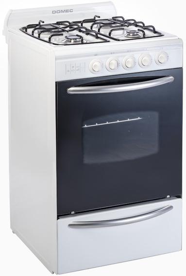 Cocina Domec Cbav Apolo Blanca, Multigas