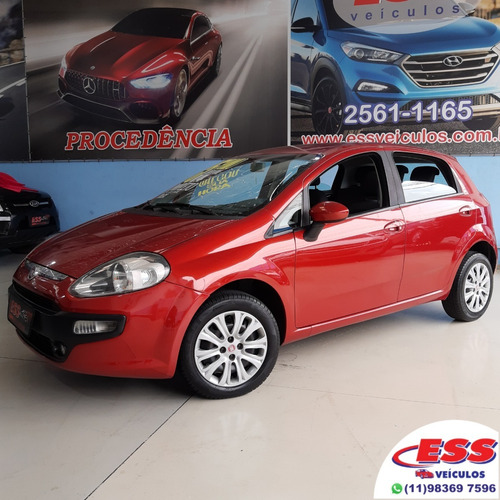 Fiat Punto 1.4 Attractive 2015